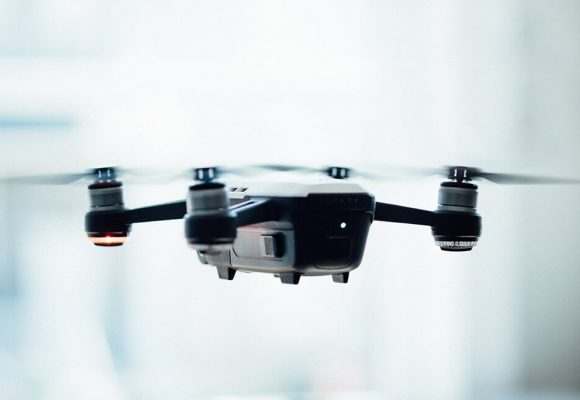 People are now Flying around in Autonomous Drones